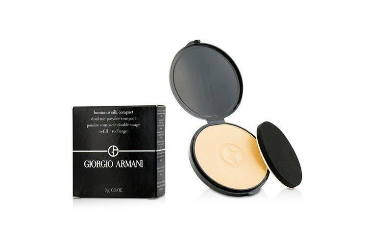 Giorgio Armani Luminous Silk Powder Compact Refill - # 4 9g