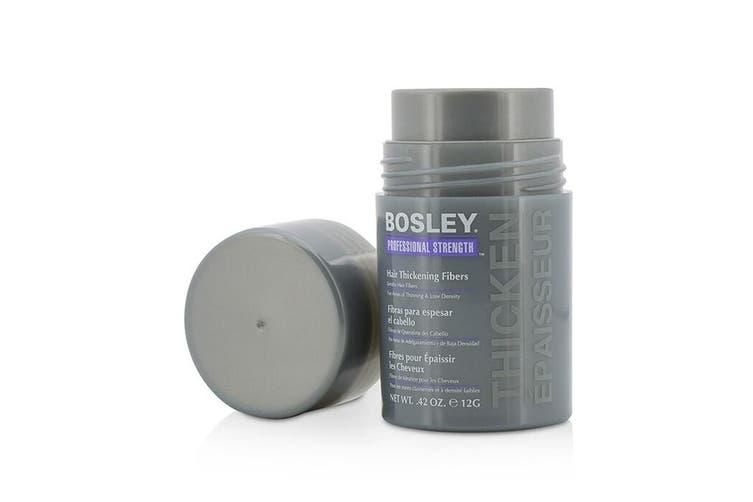 Bosley Professional Strength Hair Thickening Fibers - # Auburn 12g