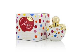 Nina Ricci Nina Pop Eau De Toilette Spray (10th Birthday Edition) 50ml