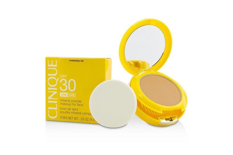 Clinique Sun SPF 30 Mineral Powder Makeup For Face - Moderately Fair 9.5g