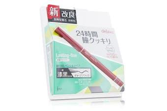 Dejavu Lasting Fine Pencil Eyeliner - Deep Black 0.15g