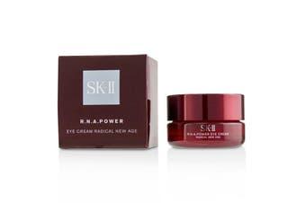 SK II R.N.A. Power Radical New Age Eye Cream 15g