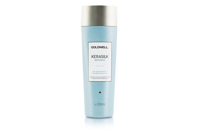 Goldwell Kerasilk Repower Volume Shampoo (For Fine, Limp Hair) 250ml