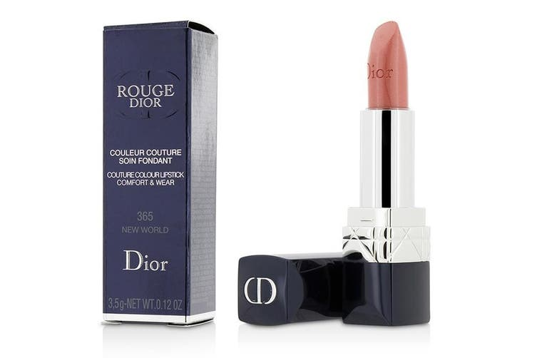 Christian Dior Rouge Dior Couture Colour Comfort & Wear Lipstick - # 365 New World 3.5g