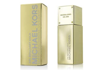 Michael Kors 24K Brillant Gold Eau De Parfum Spray 50ml