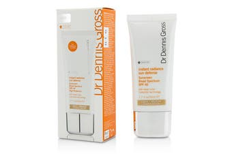 Dr Dennis Gross Instant Radiance Sun Defense Sunscreen SPF 40 - Light-Medium 50ml