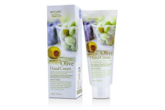 3W Clinic Hand Cream - Olive 100ml