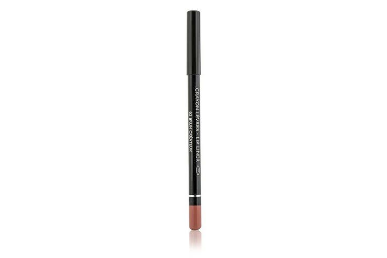 Givenchy Lip Liner (With Sharpener) - # 02 Brun Createur 1.1g