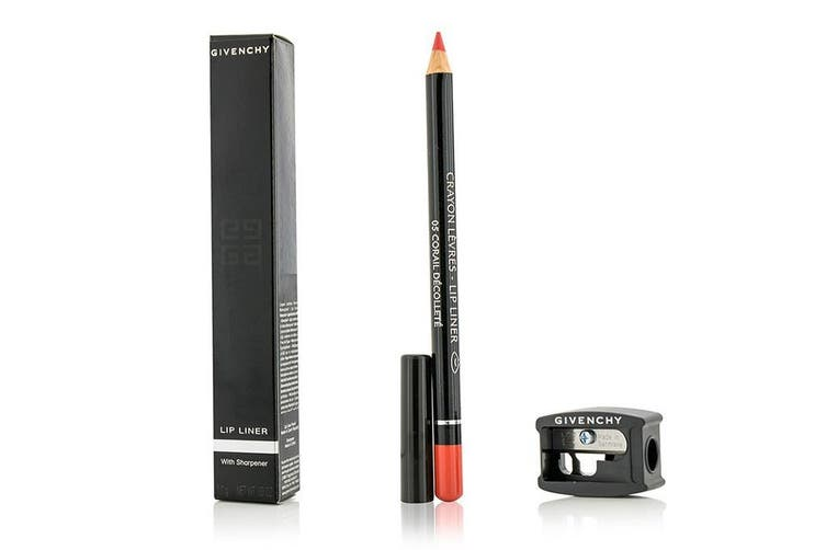 Givenchy Lip Liner (With Sharpener) - # 05 Corail Decollete 1.1g