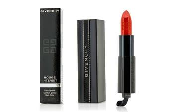 Givenchy Rouge Interdit Satin Lipstick - # 15 Orange Adrenaline 3.4g