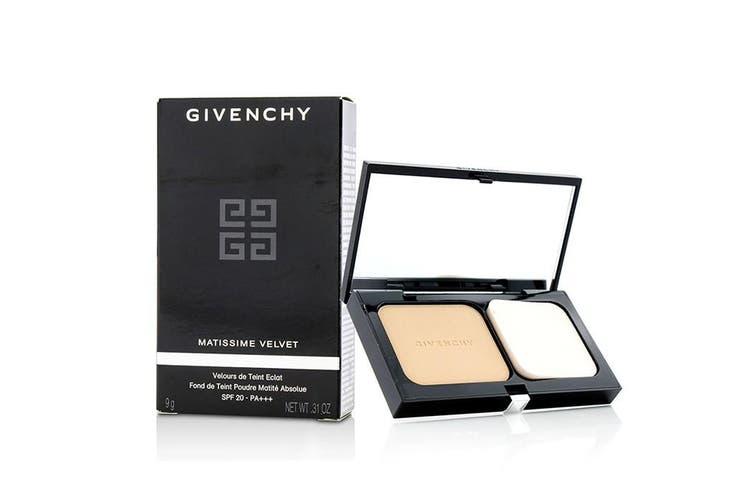 Givenchy Matissime Velvet Radiant Mat Powder Foundation SPF 20 - #04 Mat Beige 9g