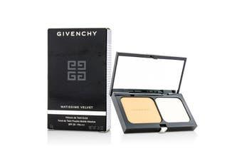 Givenchy Matissime Velvet Radiant Mat Powder Foundation SPF 20 - #05 Mat Honey 9g