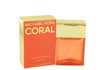 Michael Kors Michael Kors Coral Eau De Parfum Spray 50ml