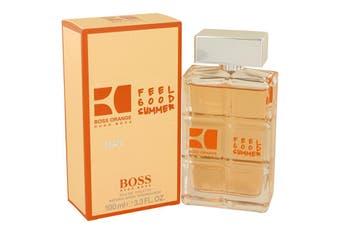 Hugo Boss Boss Orange Feel Good Summer Eau De Toilette Spray 100ml