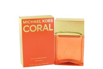 Michael Kors Michael Kors Coral Eau De Parfum Spray 100ml