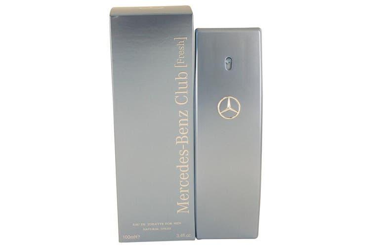 Mercedes Benz Mercedes Benz Club Fresh Eau De Toilette Spray 100ml