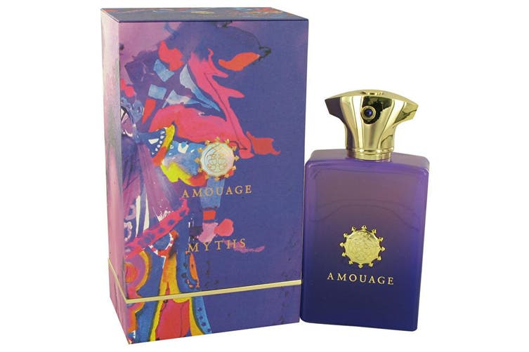 Amouage Myths Eau De Parfum Spray 100ml