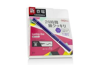 Dejavu Lasting Fine Felt Liquid Eyeliner - # Glossy Black 0.91g