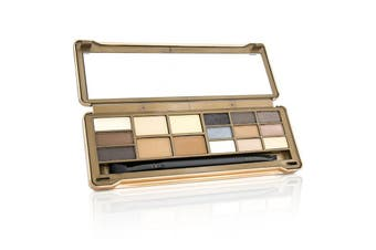 BYS Contour, Brow & Eyeshadow Palette - Essentials 15g