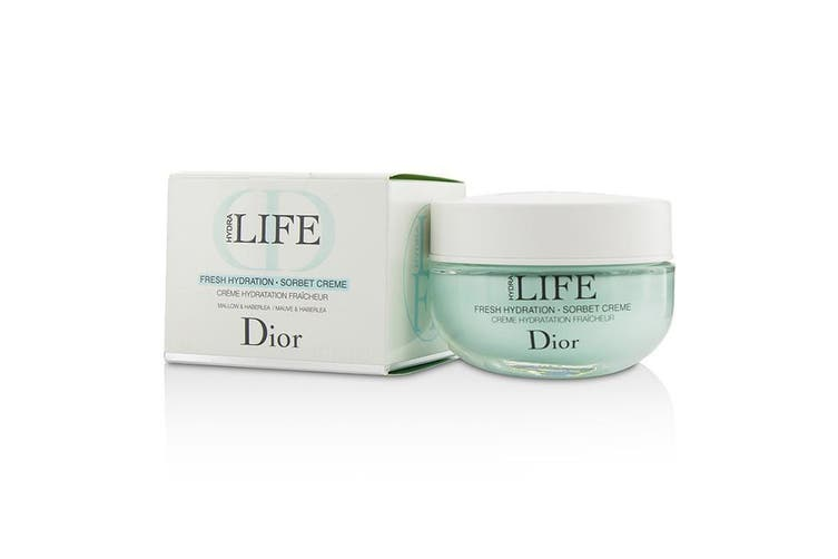 Christian Dior Hydra Life Fresh Hydration Sorbet Creme 50ml