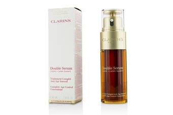 Clarins Double Serum (Hydric + Lipidic System) Complete Age Control Concentrate 50ml