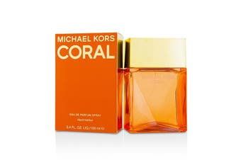 Michael Kors Coral Eau De Parfum Spray 100ml