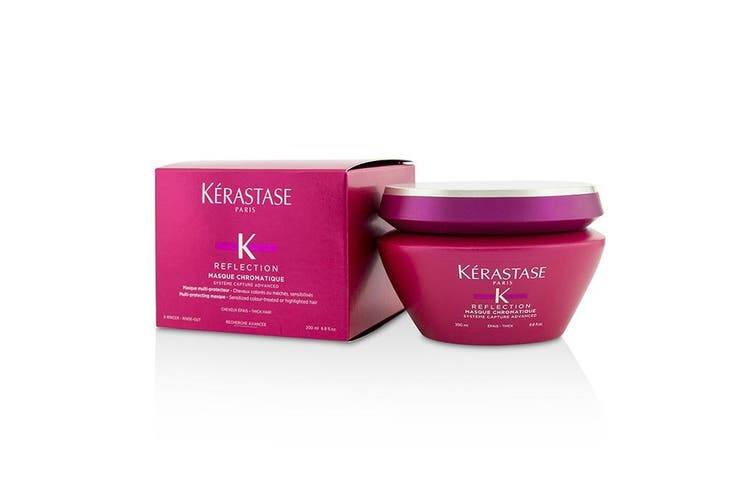 Kerastase Reflection Masque Chromatique Multi-Protecting Masque (Sensitized Colour-Treated or Highlighted Hair - Thick Hair) 200ml