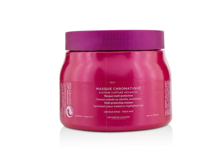 Kerastase Reflection Masque Chromatique Multi-Protecting Masque (Sensitized Colour-Treated or Highlighted Hair - Thick Hair) 500ml
