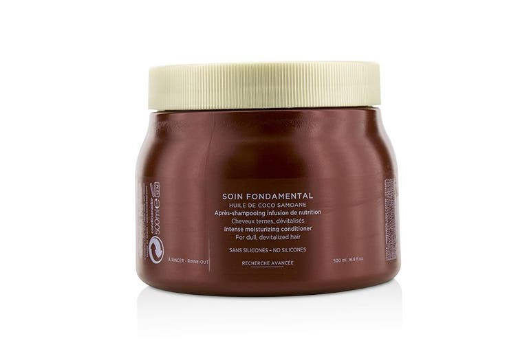 Kerastase Aura Botanica Soin Fondamental Intense Moisturizing Conditioner (For Dull, Devitalized Hair) 500ml