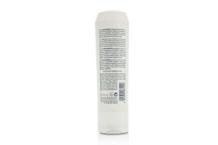 Goldwell Dual Senses Blondes & Highlights Anti-Yellow Conditioner (Luminosity For Blonde Hair) 200ml