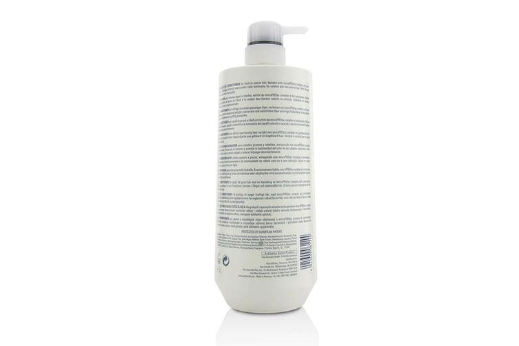 Goldwell Dual Senses Color Extra Rich Brilliance Conditioner (Luminosity For Coarse Hair) 1000ml