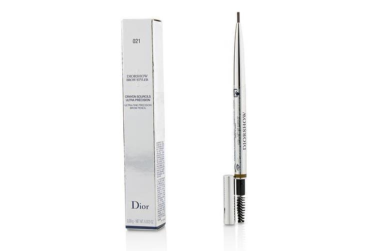 Christian Dior Diorshow Brow Styler Ultra Fine Precision Brow Pencil 0.09g