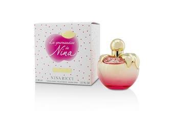 Nina Ricci Nina Les Gourmandises Eau De Toilette Spray (Limited Edition) 80ml