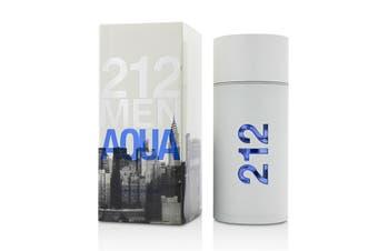 Carolina Herrera 212 Aqua Eau De Toilette Spray 100ml