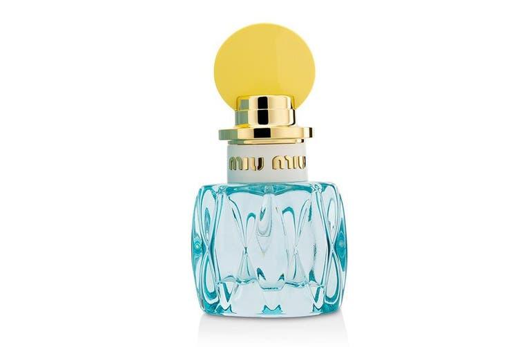 Miu Miu L'Eau Bleue Eau De Parfum Spray 30ml