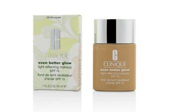 Clinique Even Better Glow Light Reflecting Makeup SPF 15 - # CN 58 Honey 30ml