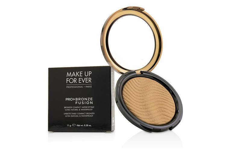 Make Up For Ever Pro Bronze Fusion Undetectable Compact Bronzer - # 20M (Sand) 11g