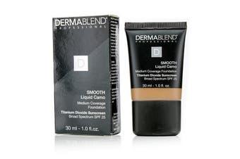 Dermablend Smooth Liquid Camo Foundation SPF 25 (Medium Coverage) - Cocoa (60N) 30ml
