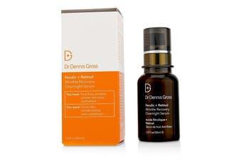 Dr Dennis Gross Ferulic + Retinol Wrinkle Recovery Overnight Serum 30ml