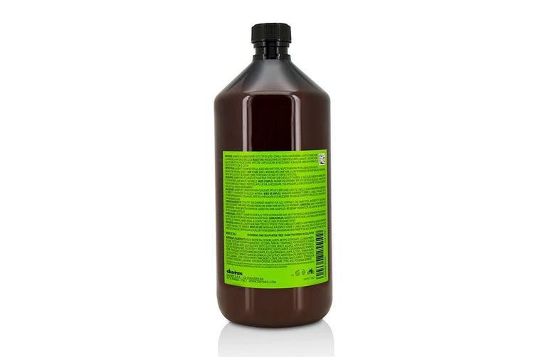 Davines Natural Tech Renewing Shampoo (For All Scalp and Hair Types) 1000ml