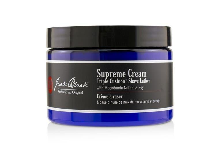 Jack Black Supreme Cream Triple Cushion Shave Lather 270g