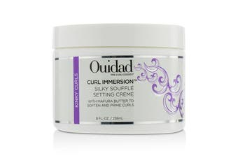 Ouidad Curl Immersion Silky Souffle Setting Creme (Kinky Curls) 236ml
