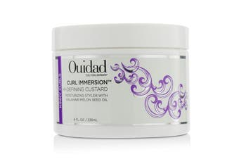 Ouidad Curl Immersion Hi-Defining Custard (Kinky Curls) 236ml