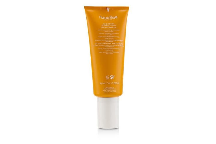 Natura Bisse C+C Vitamin Summer Lotion - For Face & Body 200ml