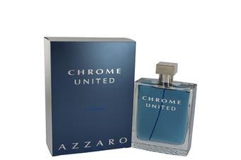 Azzaro Chrome United Eau De Toilette Spray 200ml
