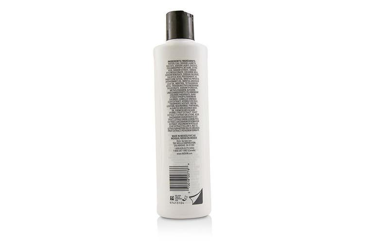 Nioxin Derma Purifying System 6 Cleanser Shampoo (Chemically Treated Hair, Progressed Thinning, Color Safe) 300ml