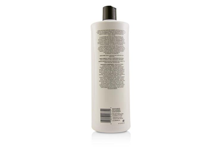 Nioxin Derma Purifying System 6 Cleanser Shampoo (Chemically Treated Hair, Progressed Thinning, Color Safe) 1000ml