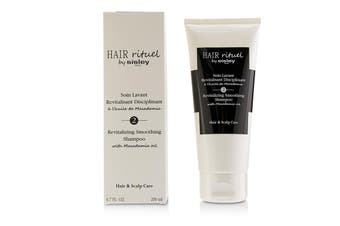 Hair Rituel by Sisley Revitalizing Smoothing Shampoo with Macadamia Oil 200ml