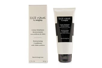 Hair Rituel by Sisley Restructuring Conditioner with Cotton Proteins 200ml