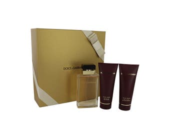Dolce & Gabbana Dolce & Gabbana Pour Femme Gift Set - Eau De Parfum Spray + Shower Gel + Body Lotion